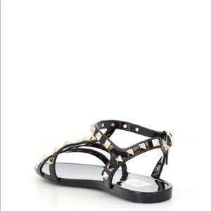 Valentino Shoes - NIB Valentino garavani rockstud jelly sandals